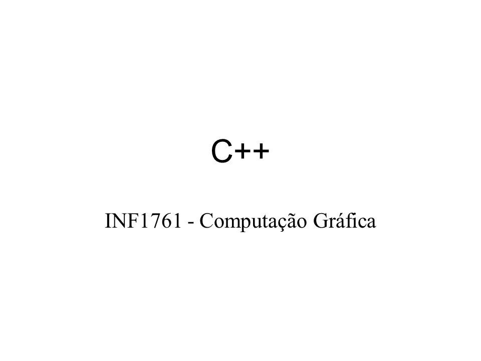 INF1761 - Computação Gráfica