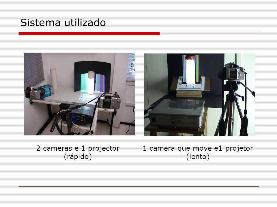 1 camera que move e1 projetor