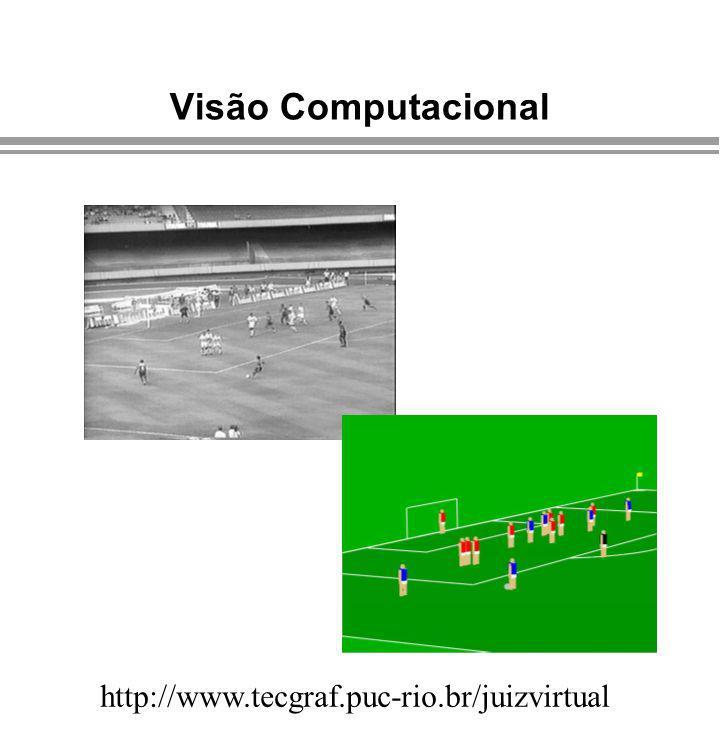 Visão Computacional http://www.tecgraf.puc-rio.br/juizvirtual