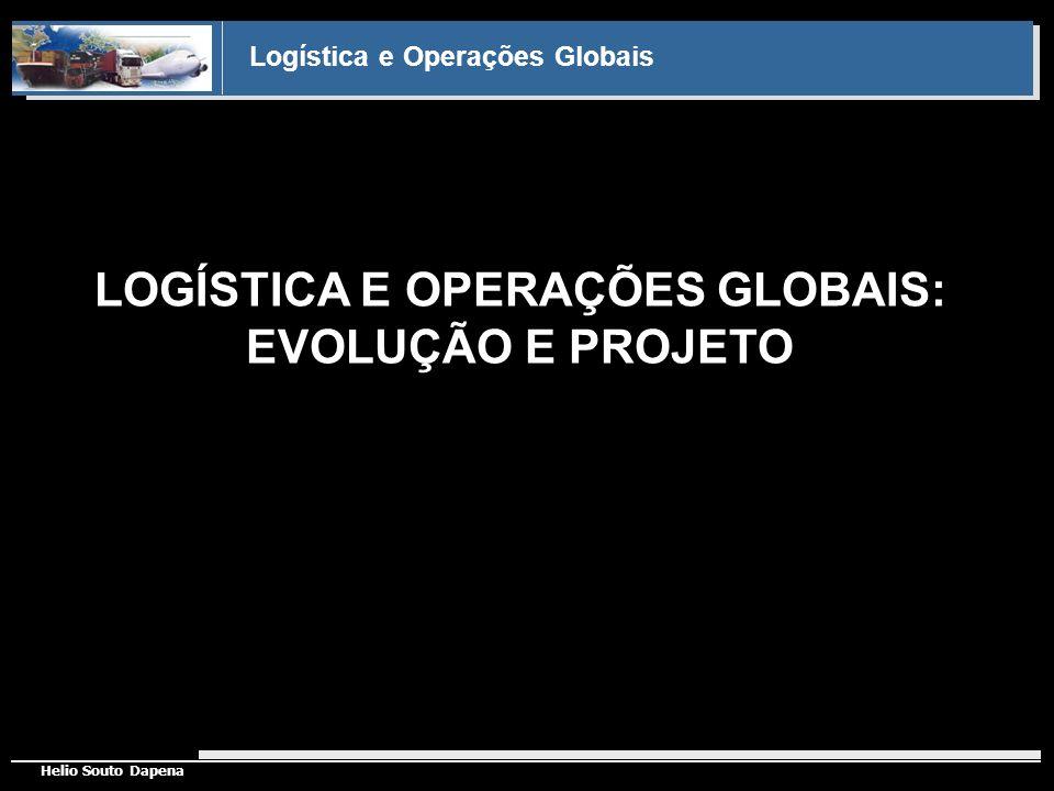 LOGÍSTICA E OPERAÇÕES GLOBAIS: