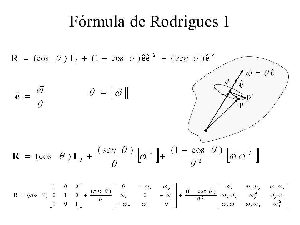 Fórmula de Rodrigues 1