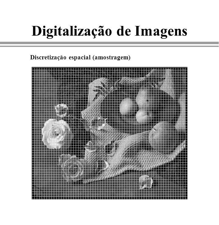 Digitalização de Imagens