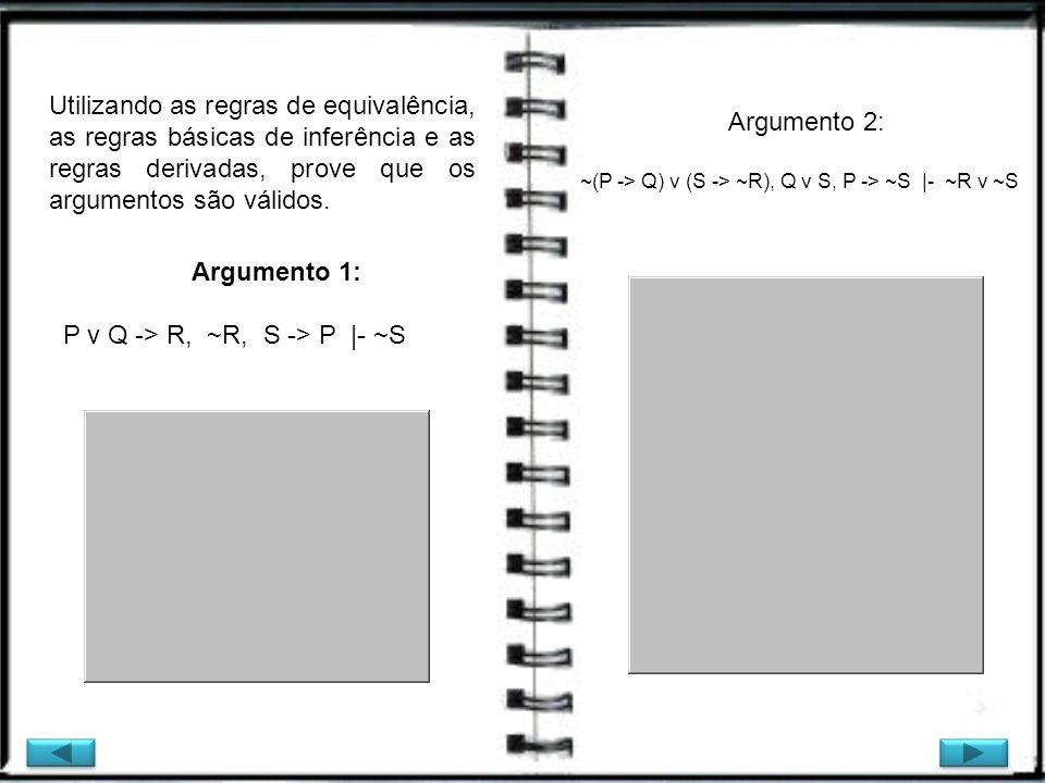 P v Q -> R, ~R, S -> P |- ~S