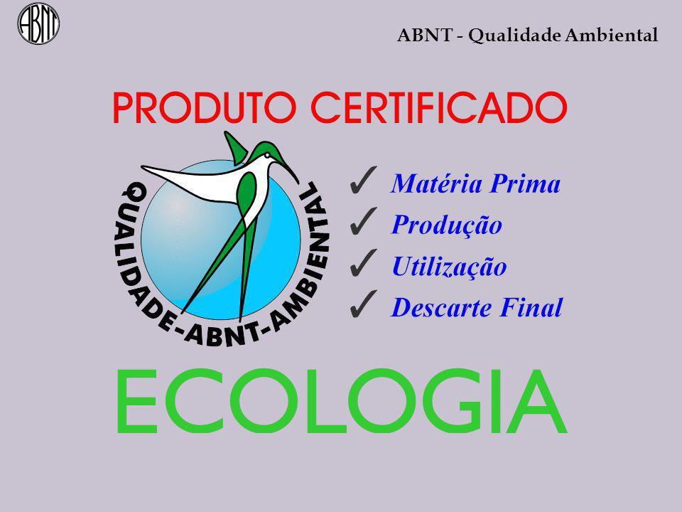 ABNT - Qualidade Ambiental