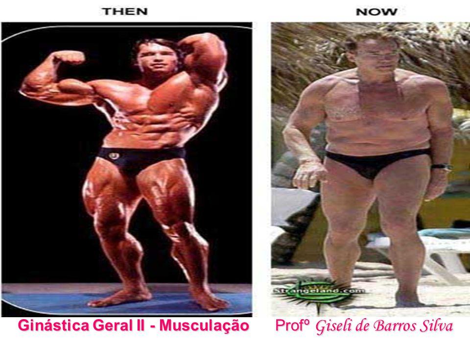 Ginástica Geral II - Musculação Profº Giseli de Barros Silva