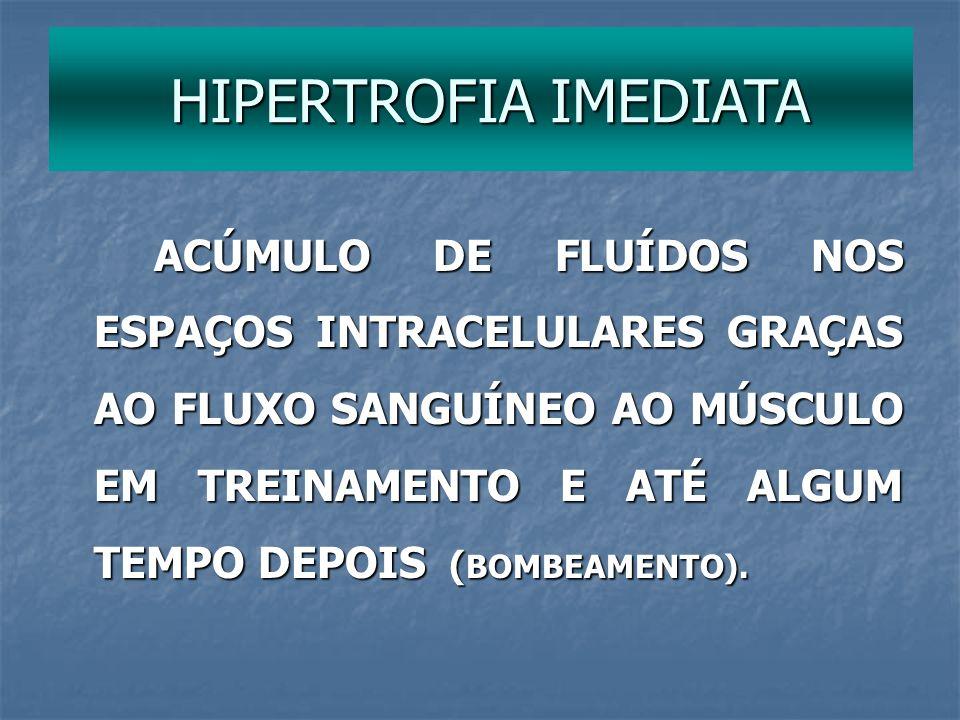 HIPERTROFIA IMEDIATA