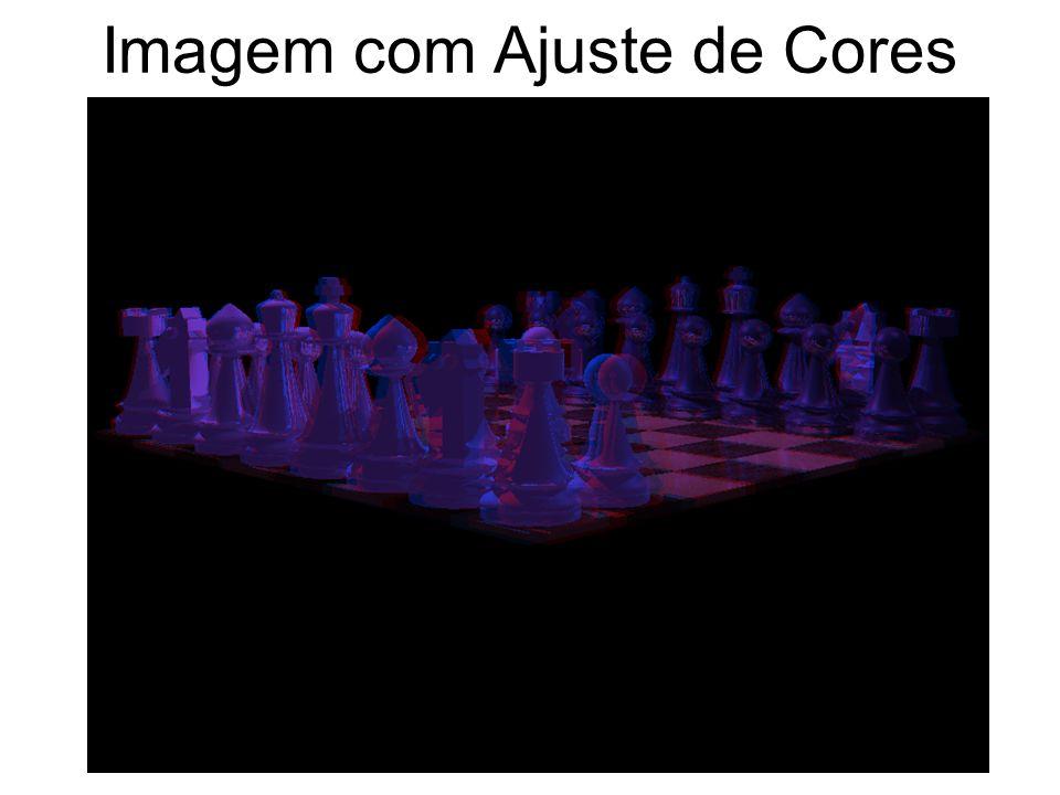 Imagem com Ajuste de Cores