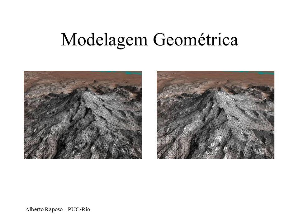 Modelagem Geométrica Alberto Raposo – PUC-Rio