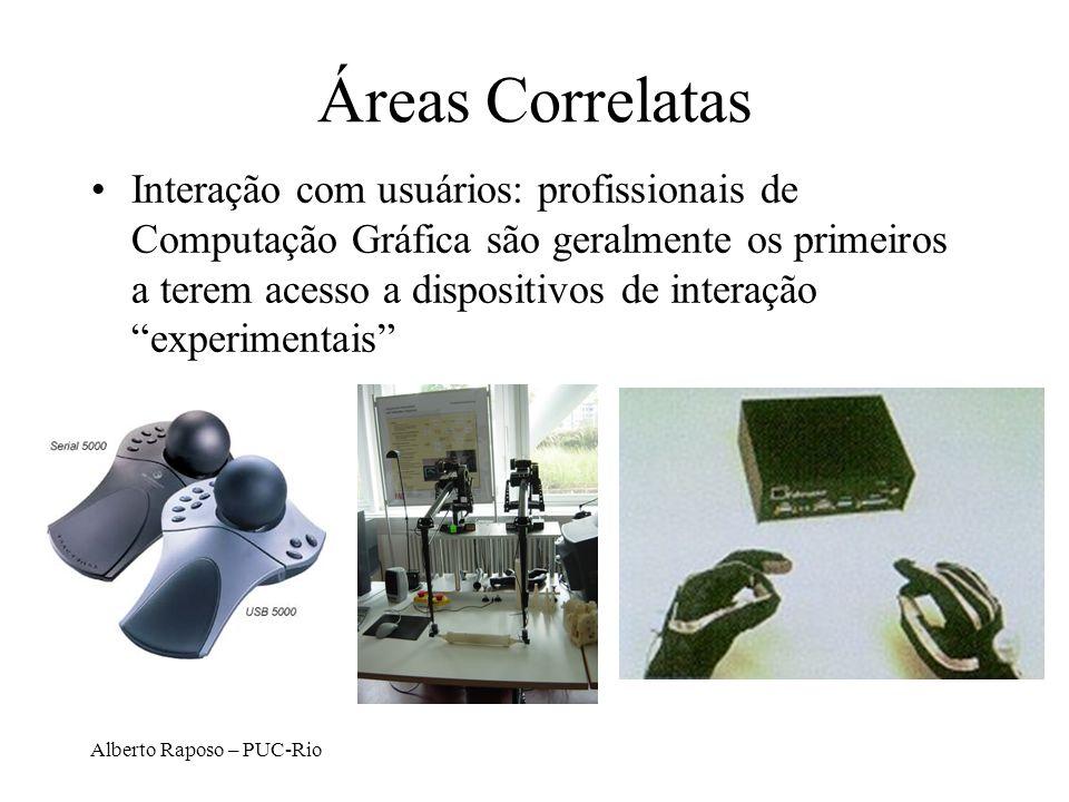 Áreas Correlatas