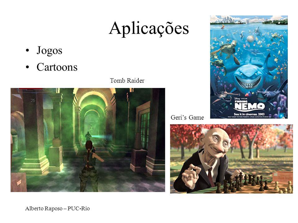 Aplicações Jogos Cartoons Tomb Raider Geri's Game