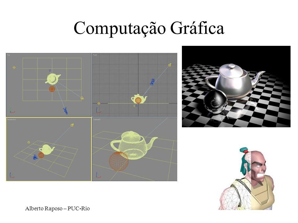 Computação Gráfica Alberto Raposo – PUC-Rio