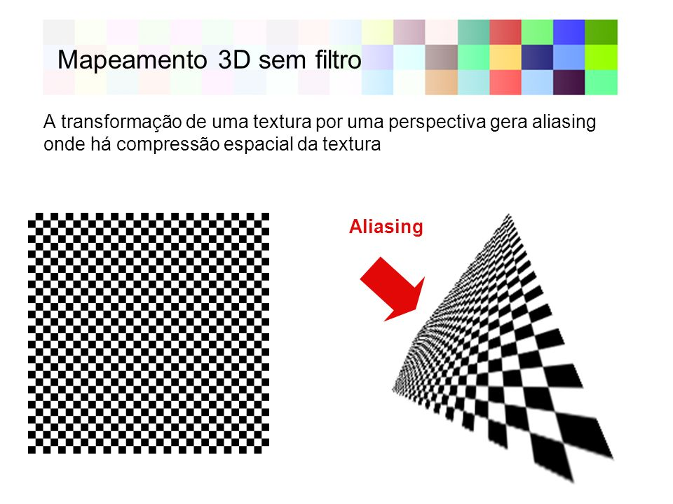 Mapeamento 3D sem filtro