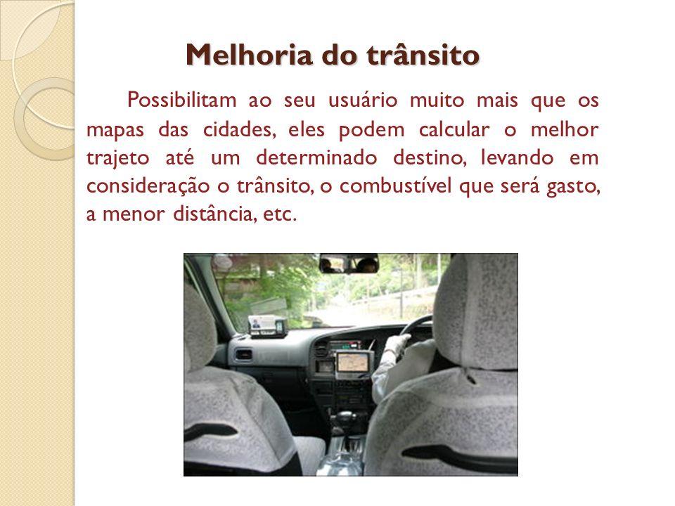 Melhoria do trânsito