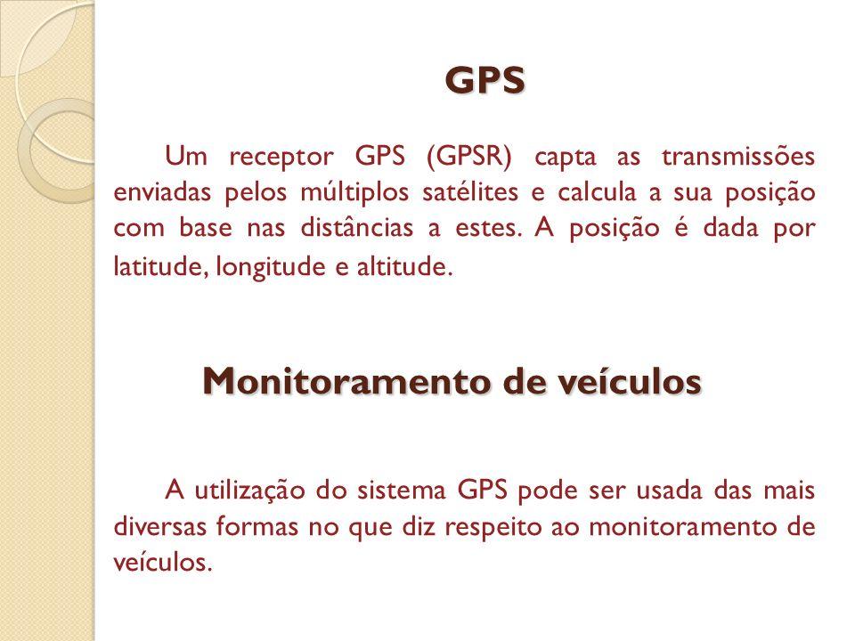 Monitoramento de veículos