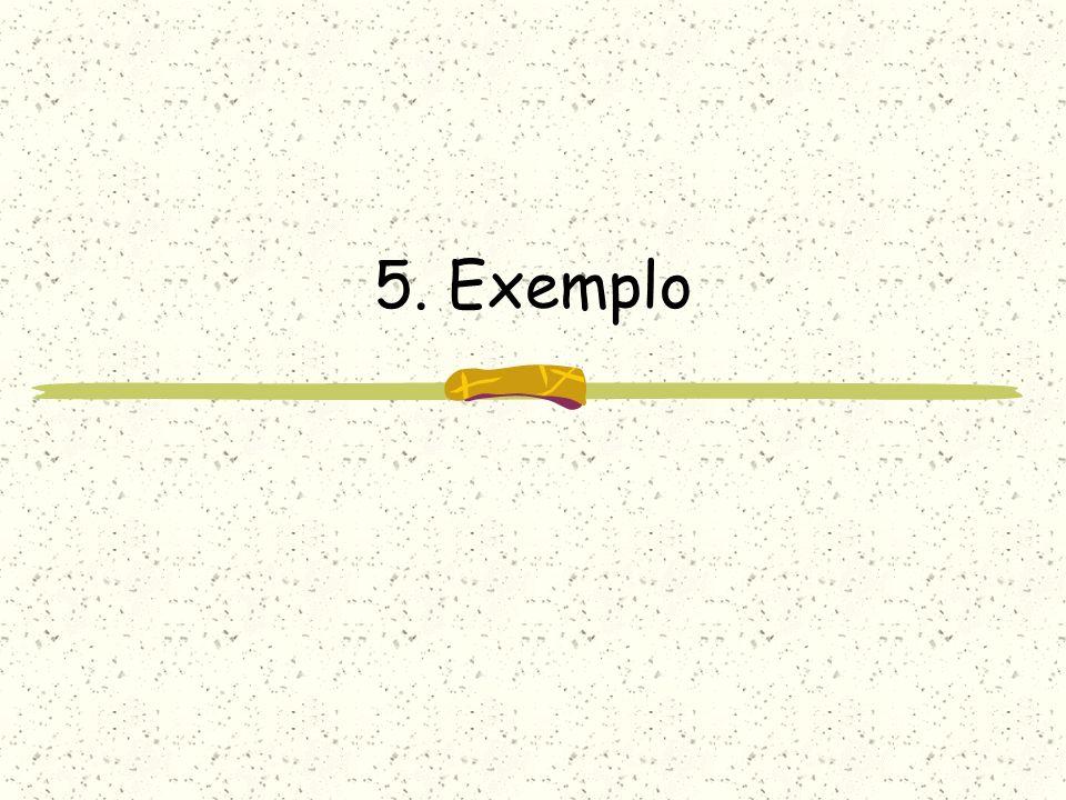 5. Exemplo