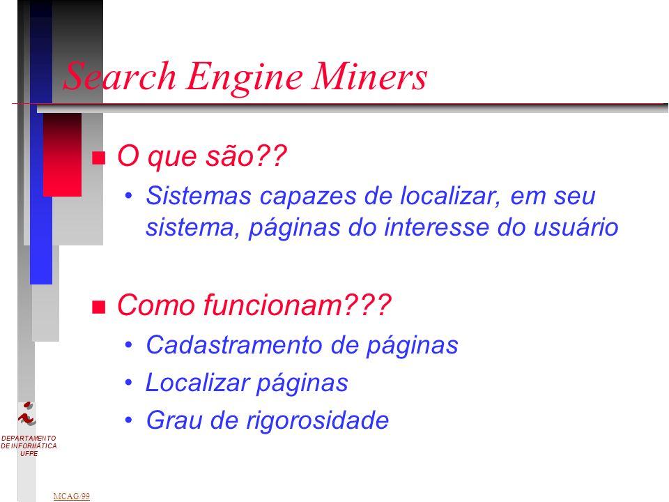 Search Engine Miners O que são Como funcionam