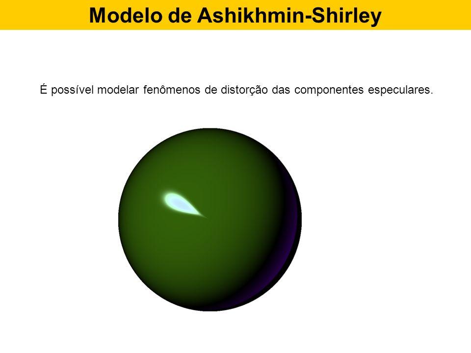 Modelo de Ashikhmin-Shirley
