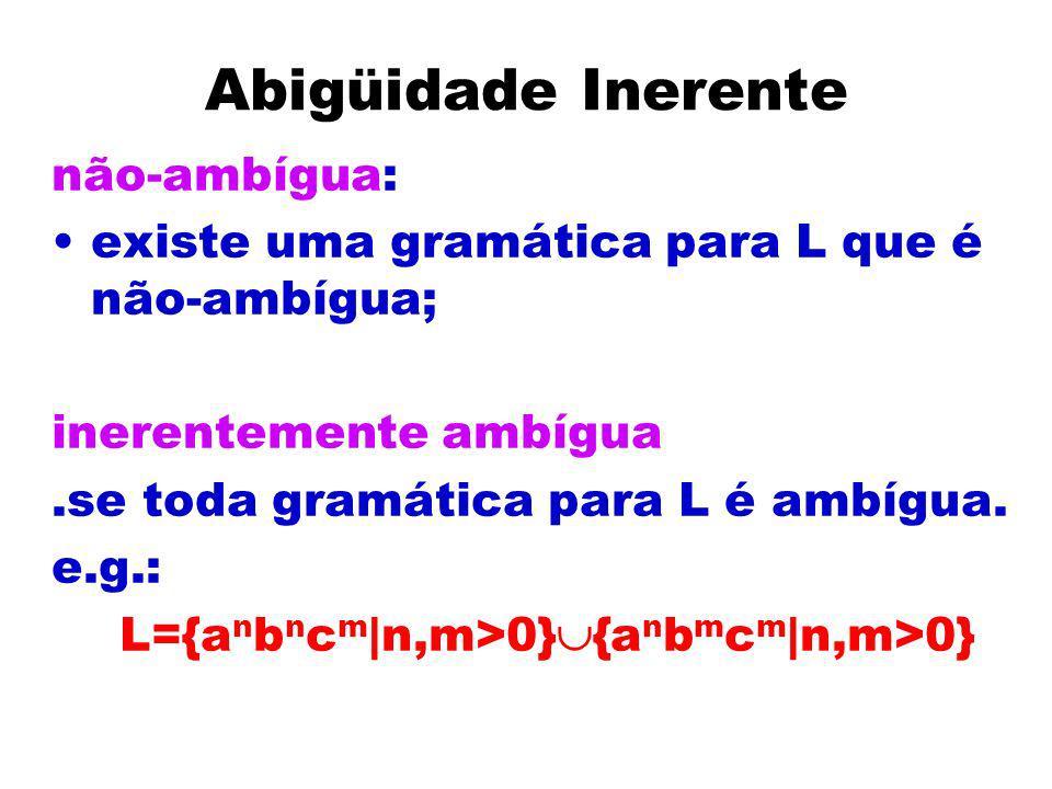 L={anbncm|n,m>0}{anbmcm|n,m>0}