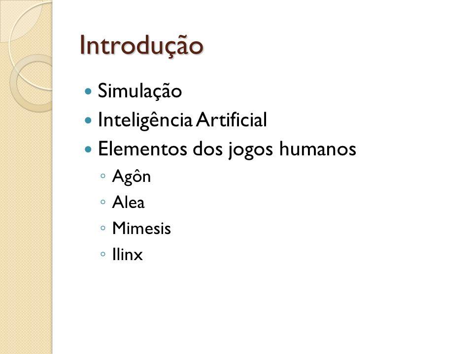 Introdução Simulação Inteligência Artificial