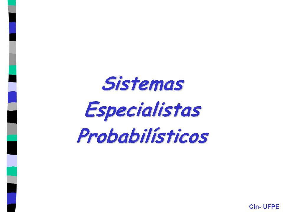 Sistemas Especialistas Probabilísticos