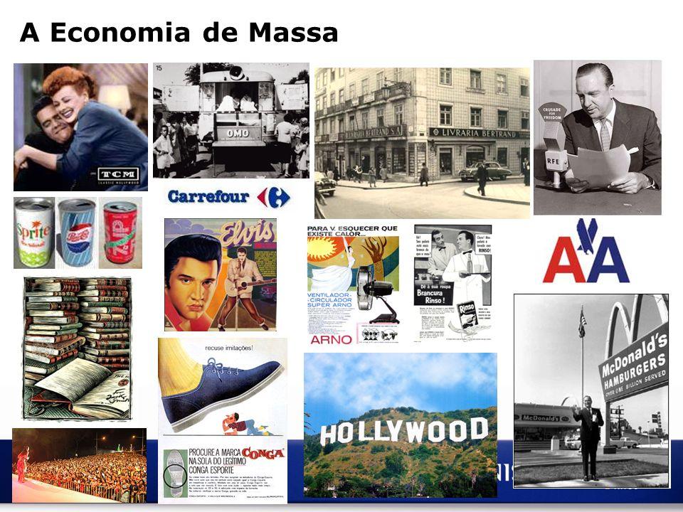 A Economia de Massa