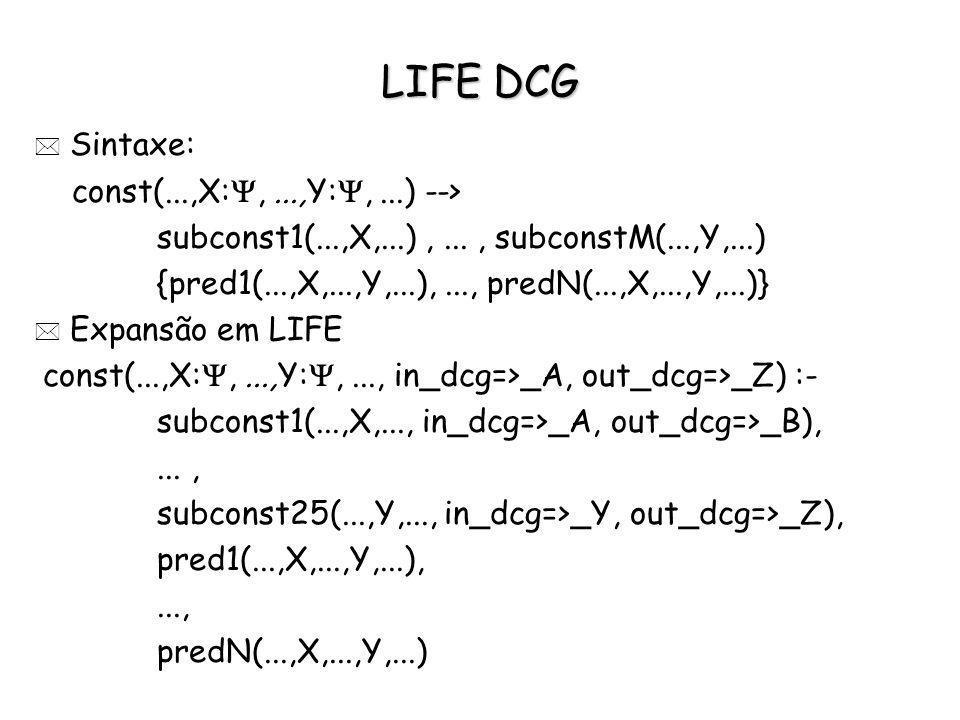 LIFE DCG Sintaxe: const(...,X:, ...,Y:, ...) -->
