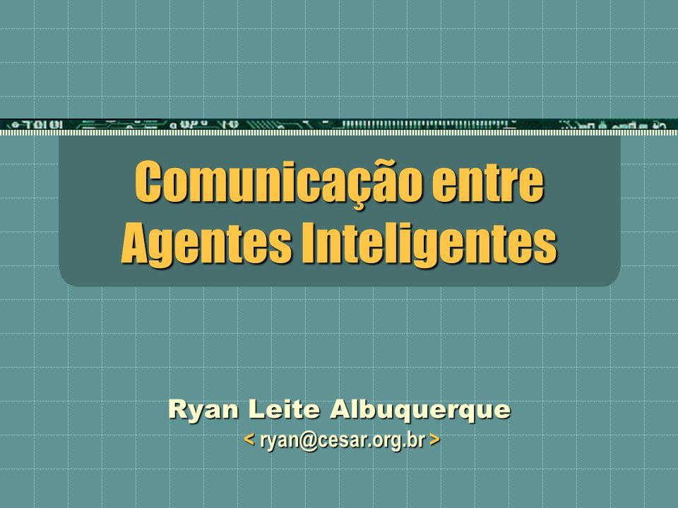 Comunicação entre Agentes Inteligentes