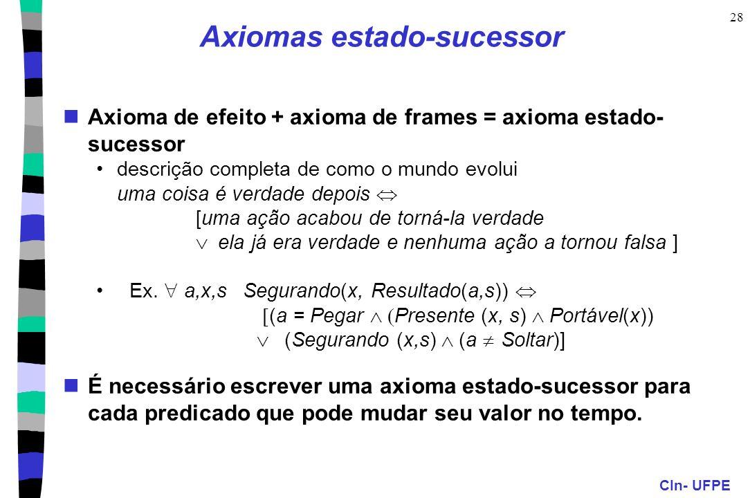 Axiomas estado-sucessor