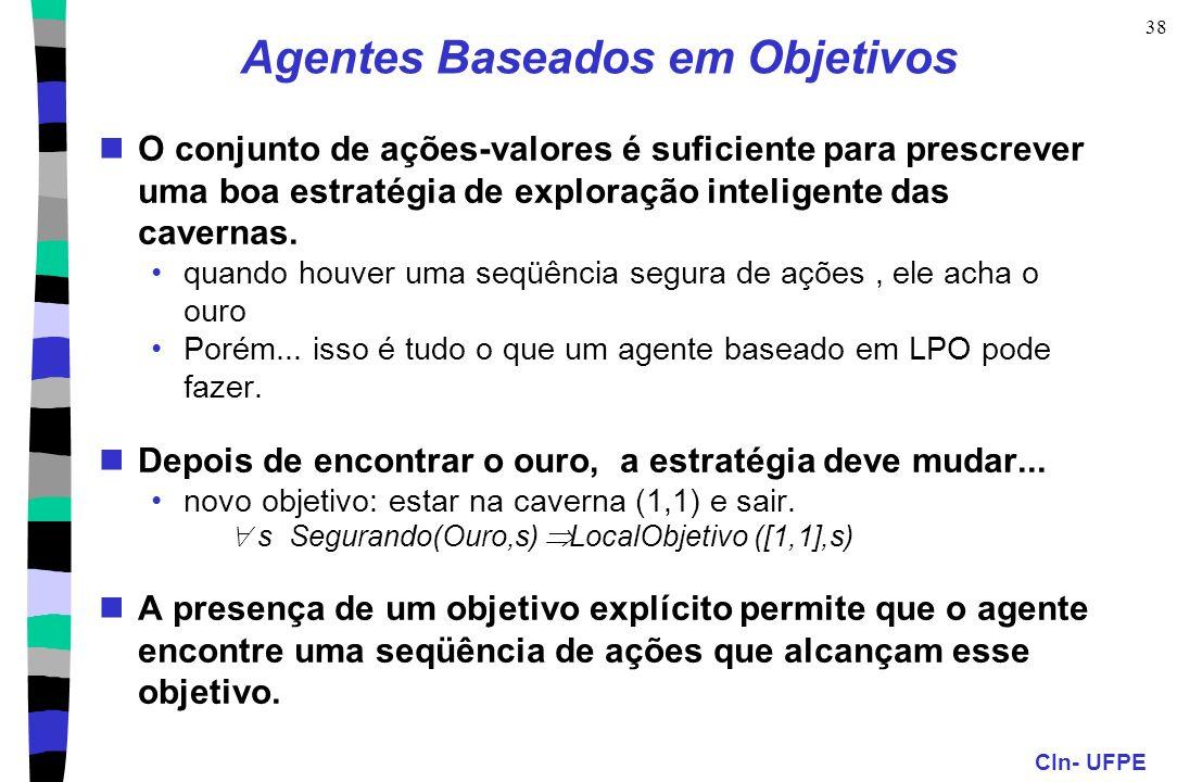 Agentes Baseados em Objetivos