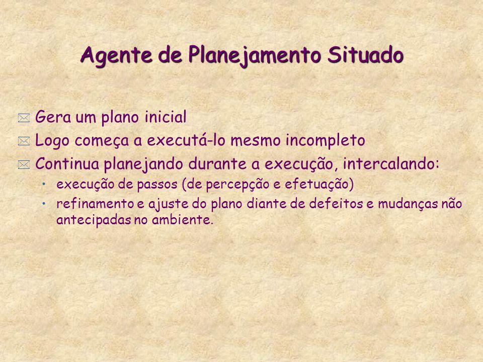 Agente de Planejamento Situado