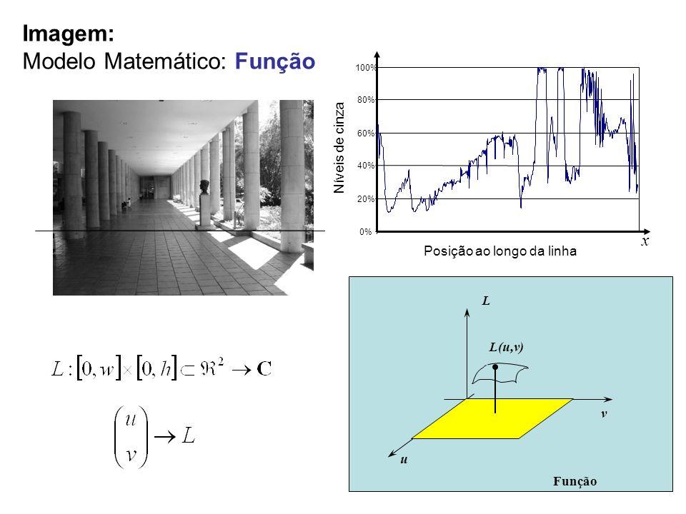 Imagem: Modelo Matemático: Função