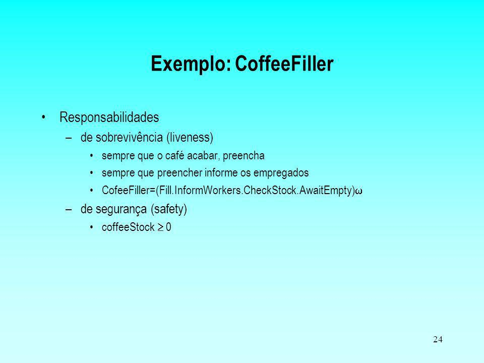 Exemplo: CoffeeFiller