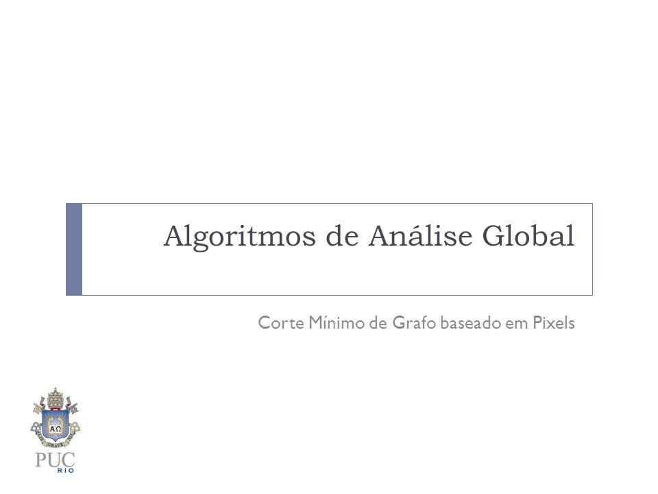 Algoritmos de Análise Global