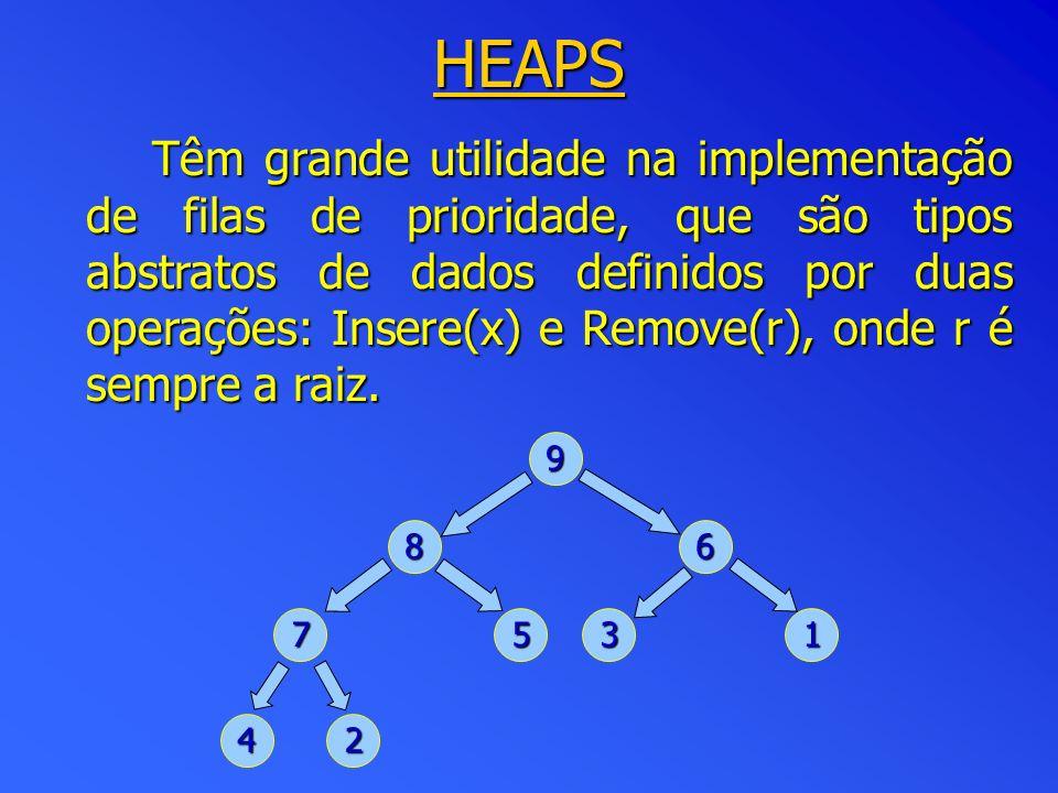 HEAPS