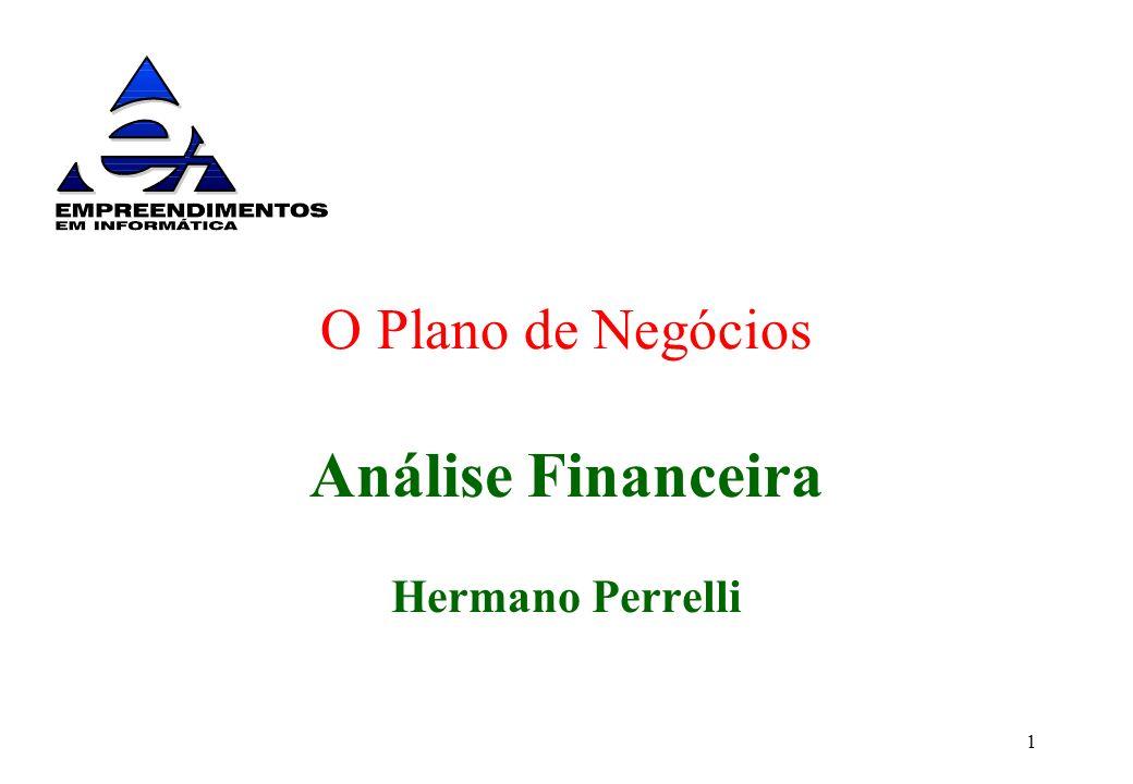 Análise Financeira Hermano Perrelli