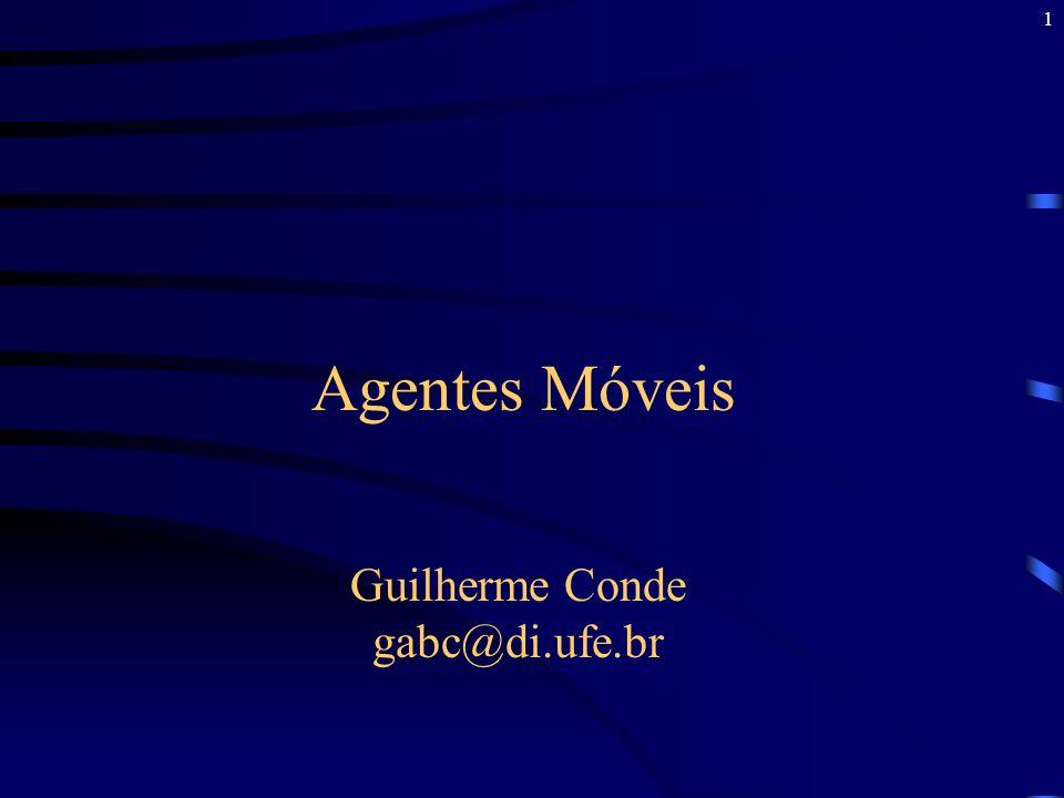 Guilherme Conde gabc@di.ufe.br