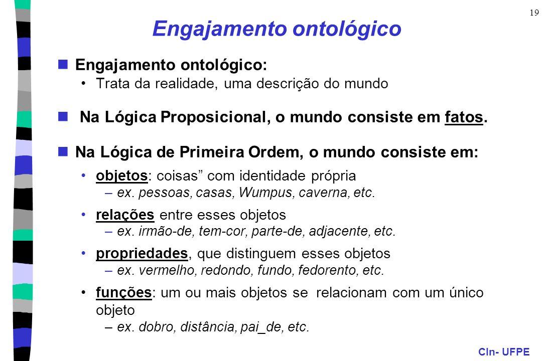 Engajamento ontológico