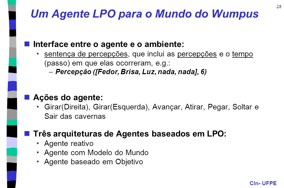 Um Agente LPO para o Mundo do Wumpus