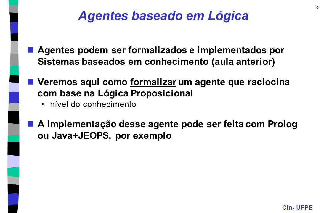 Agentes baseado em Lógica