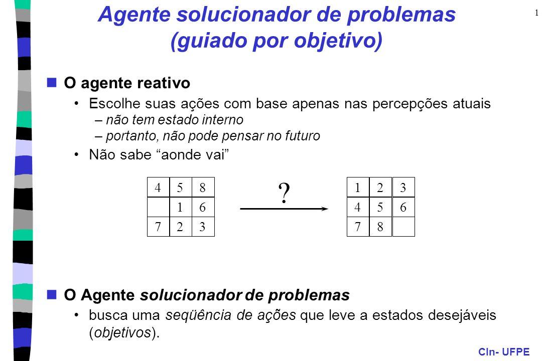 Agente solucionador de problemas (guiado por objetivo)
