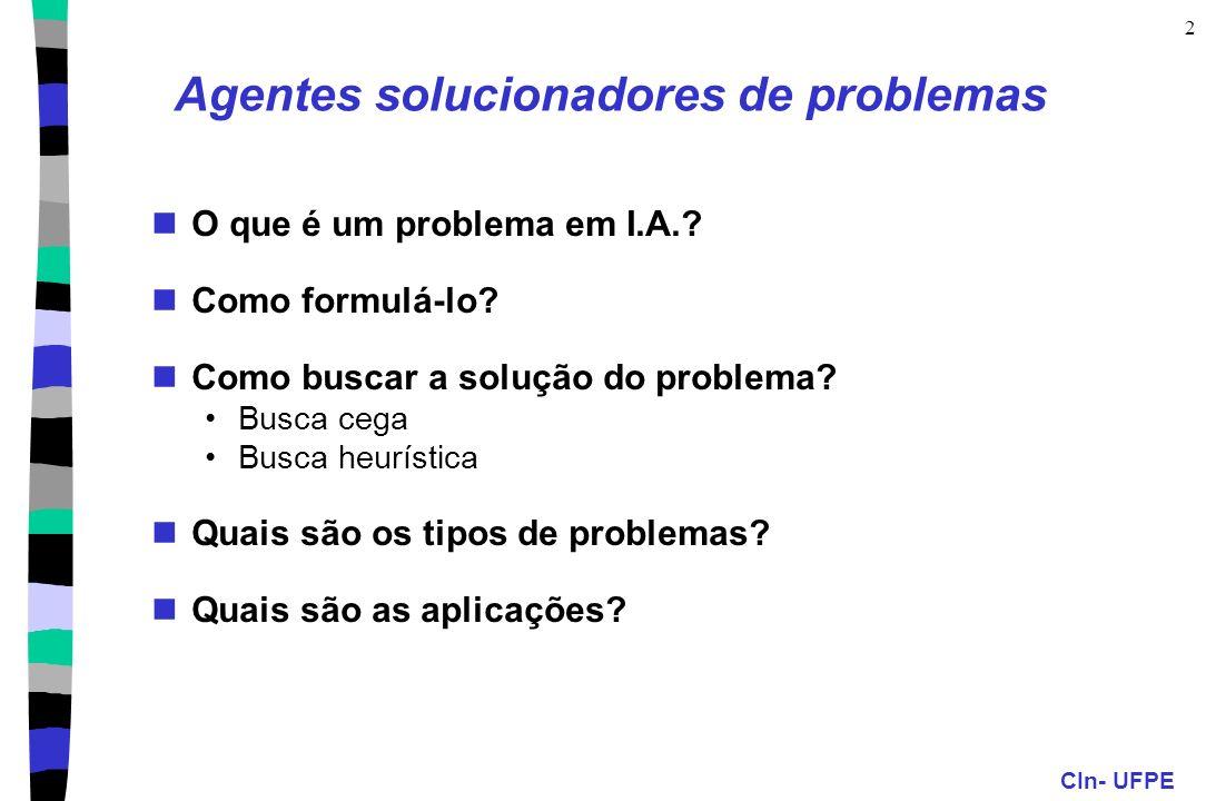 Agentes solucionadores de problemas