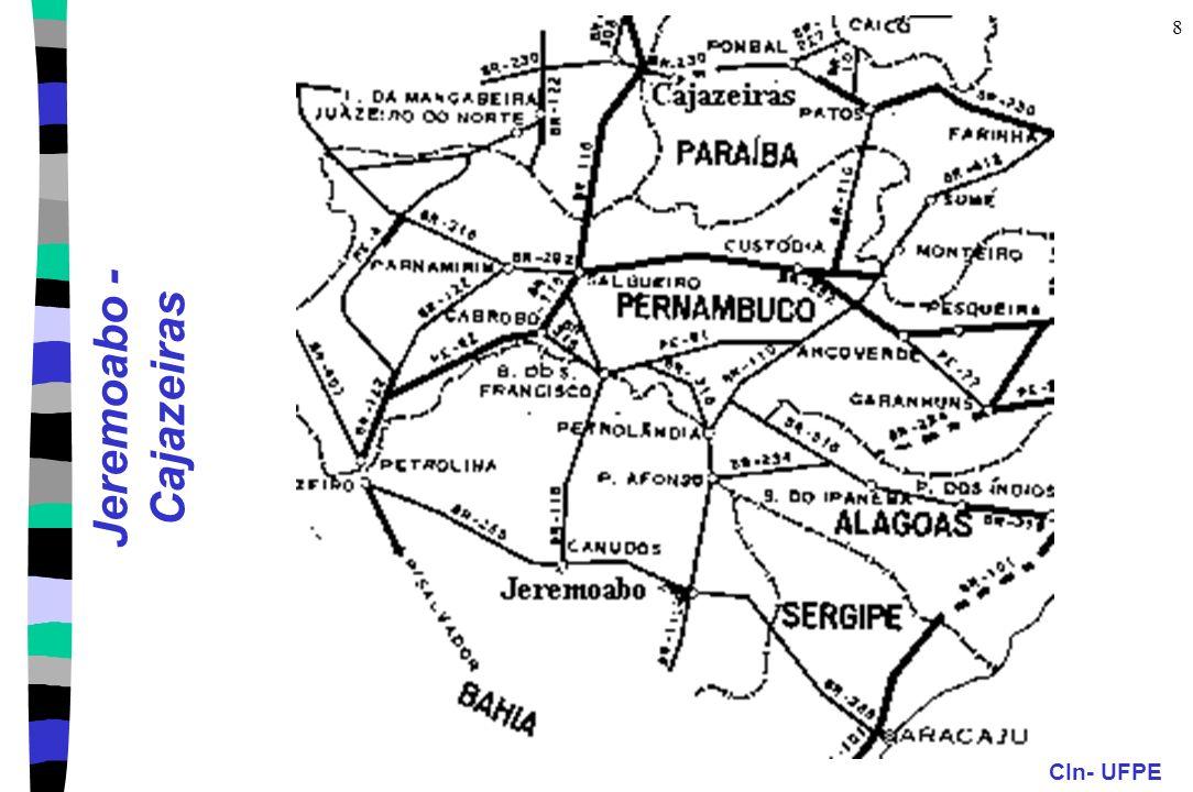 Jeremoabo - Cajazeiras