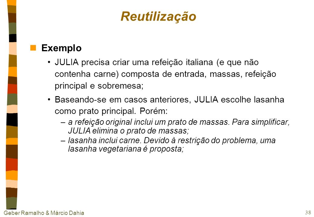 Reutilização Exemplo.