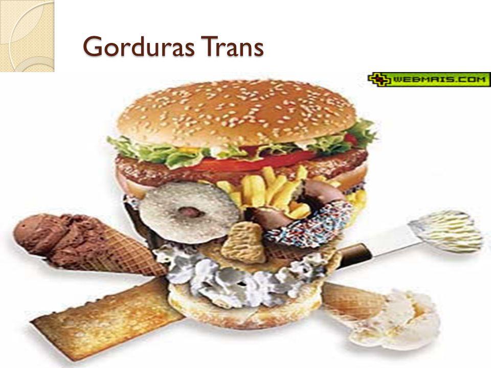 Gorduras Trans