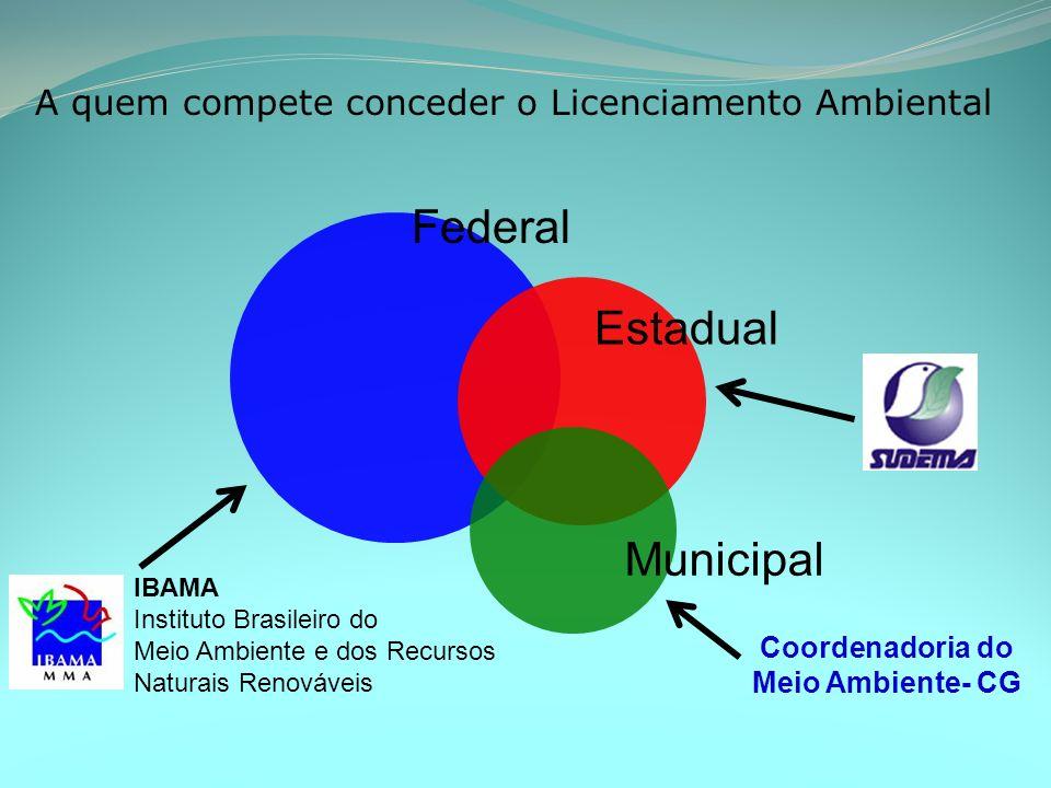 Coordenadoria do Meio Ambiente- CG