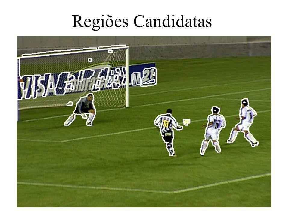 Regiões Candidatas