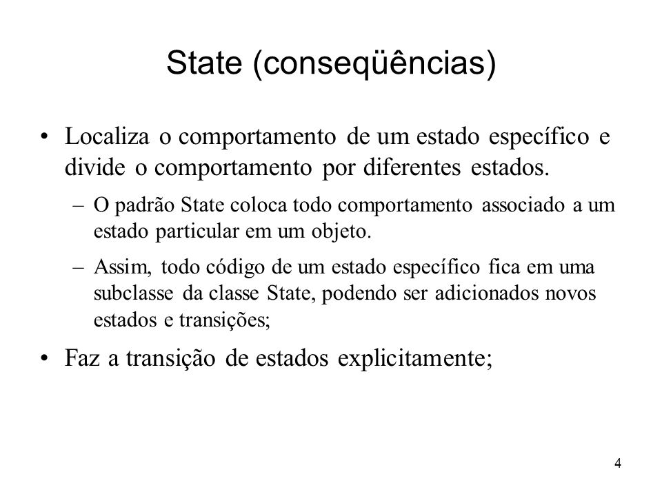 State (conseqüências)