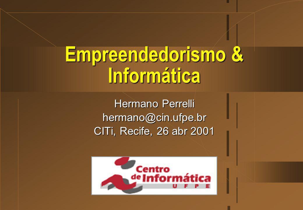 Empreendedorismo & Informática