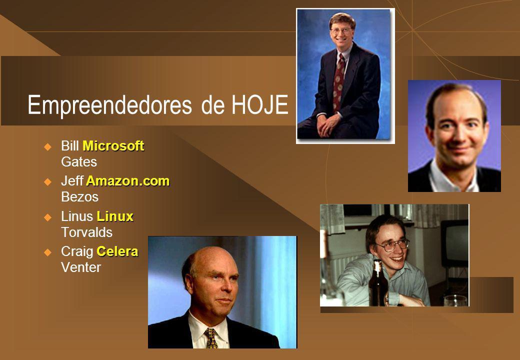 Empreendedores de HOJE