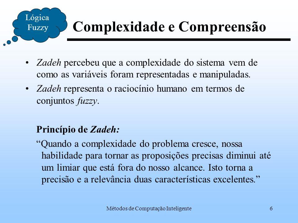 Complexidade e Compreensão